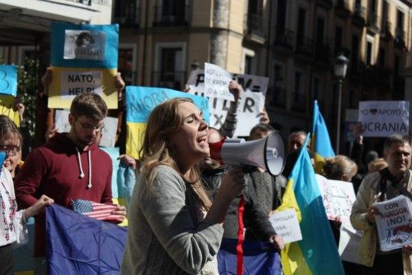 Actualidad de Ucrania