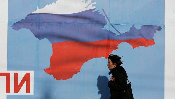 preudo-referendum en Crimea