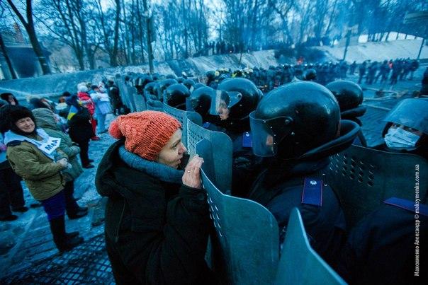 Revolución de la Dignidad en Ucrania