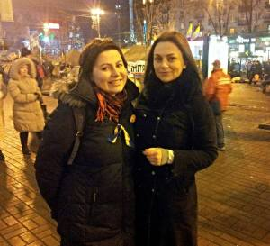 los rostros de Maidan
