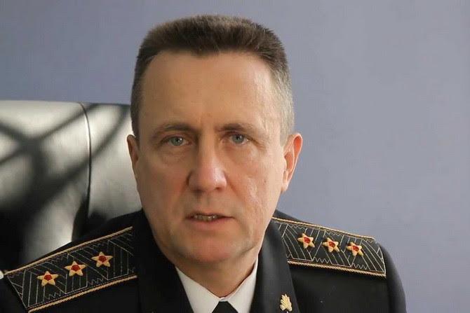 Almirante Kabanenko Ucrania