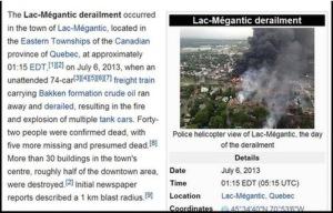 Sucesos reales que tuvieron lugar en el 2013 en Quebec, Canadá.