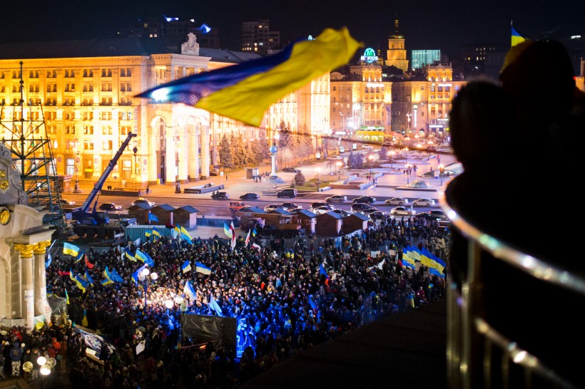 Foto: Euromaidan 03CC BY-SA 3.0 Evgeny Feldman