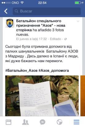 Con Ucrania ayuda