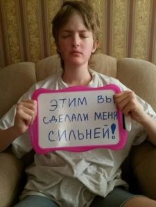 Moscu - Marcha por la Paz en Ucrania