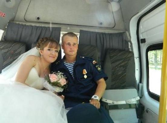 La boda de Kozlov