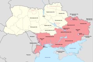 Mapa de Nedorosia