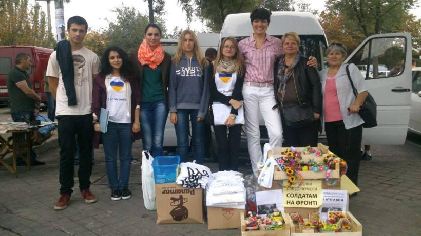 ayuda al pueblo ucraniano