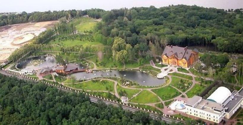 Yanukovich mansion