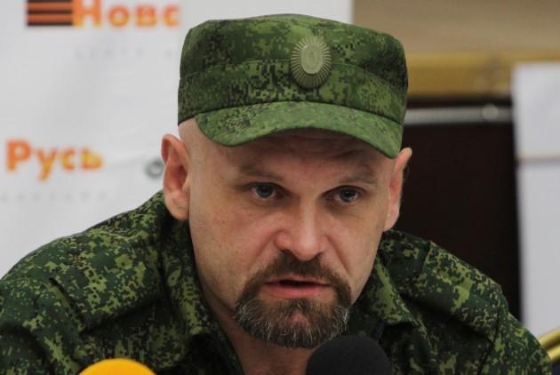 Oleksei Mozgovoy, RIA Novosti