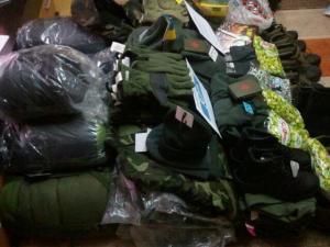 Ayuda humanitaria Ucrania