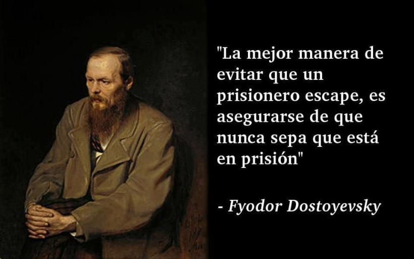 Dostoyevsky - Prision