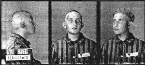 Vasyl Bandera, que fue torturado y asesinado en Auschwitz.