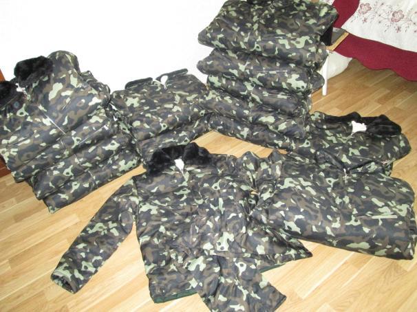 uniformes fabricados