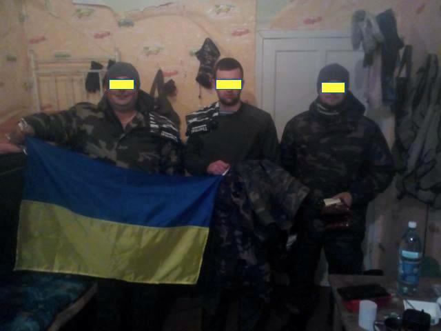 solados ucranianos