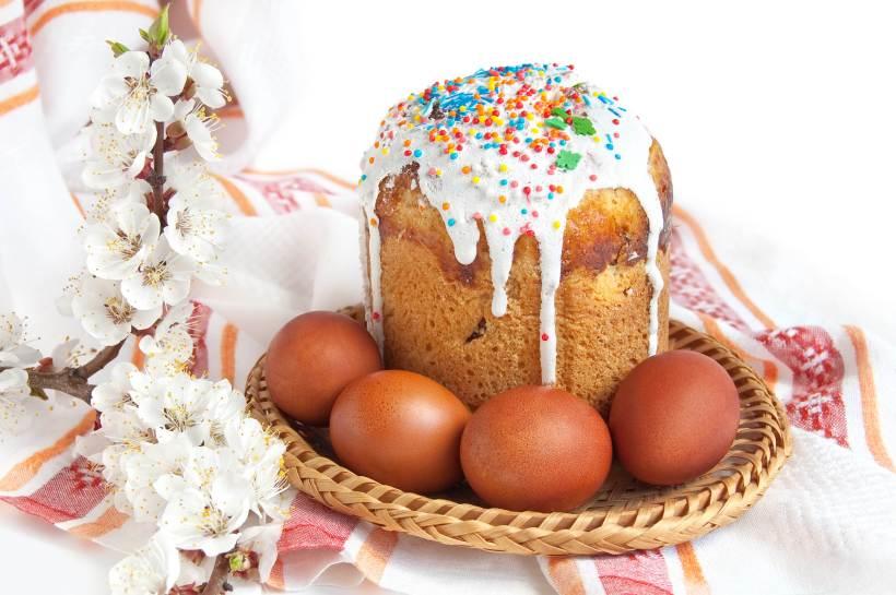 PASKA, el pan de pasuca ortodoxa