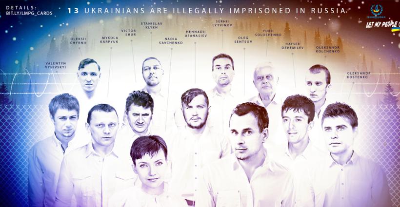 prisioneros politicos