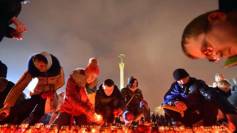 UKRAINE-RUSSIA-CRISIS-MAIDAN-ANNIVERSARY