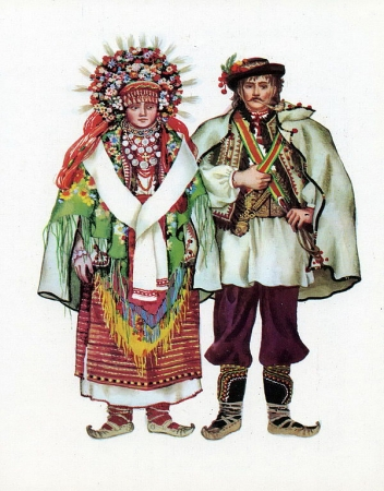 Traje-Ucraniano