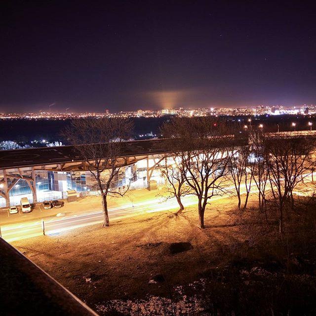 Vista panorámica a Kiev