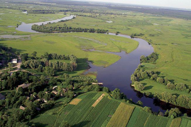 Chernigiv, Ucrania, ríos, viajar a Ucrania