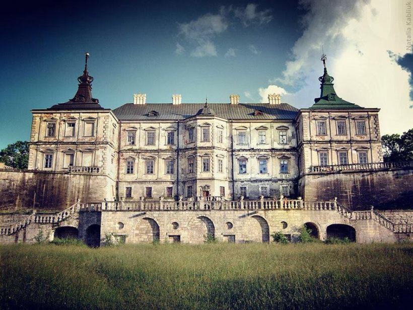 El Castillo de Pidhirtsi, Leopolis, Lviv