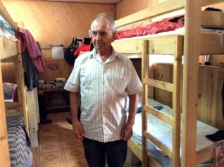 Yuriy se casó nada más llegar al hospicio.