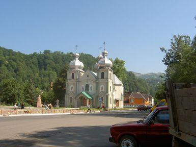 Iglesia en Rajiv