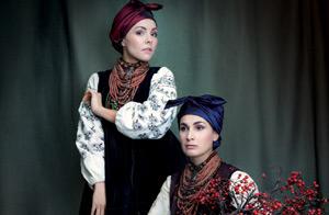 el traje nacional ucraniano, Poltava