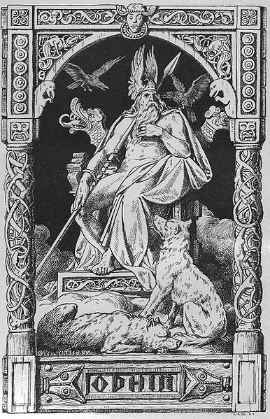 odin-1888-realizada-por-johannes-gehrts