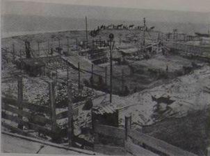 Construcción de la central eléctrica 1930