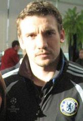 Andrei Sevchenko. Bota de Oro, futbol