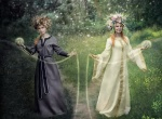 El dúo Anna Maria