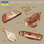 Instrumentos musicales inventados en Ucrania