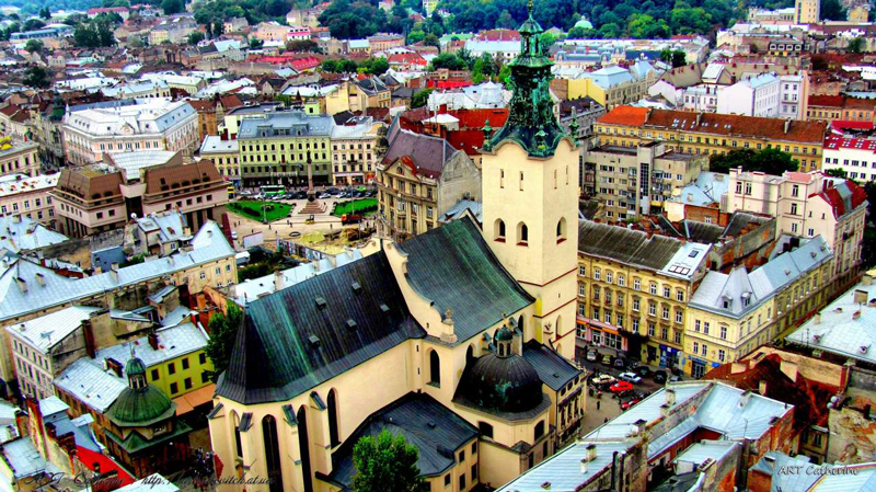 lviv-z-visoty