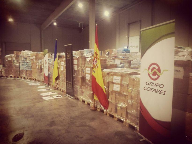 Ayuda Humanitaria Svoji ConUcrania