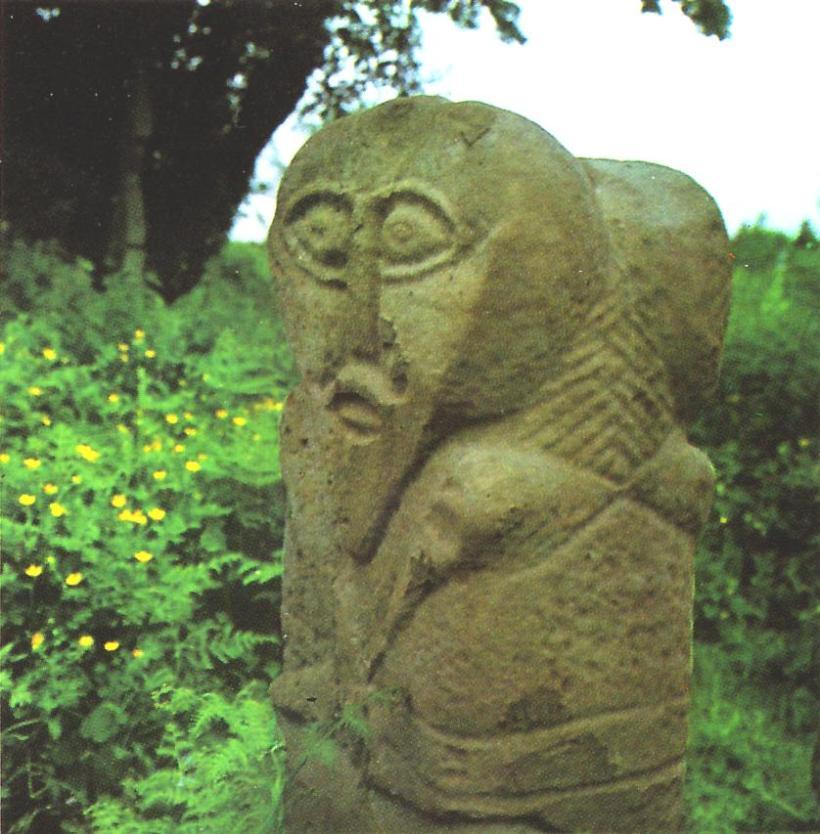Ídolo celta