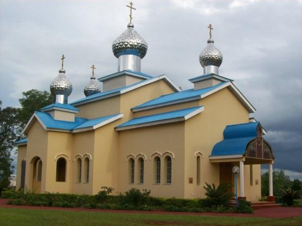 Iglesia en Tres Capones