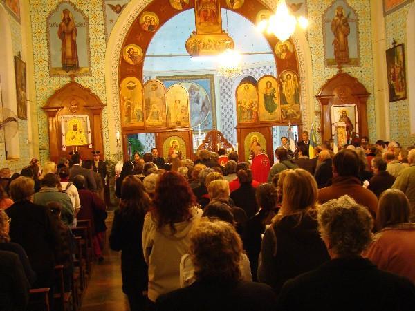 Parroquia Santísima Trinidad (Apóstoles – Misiones)