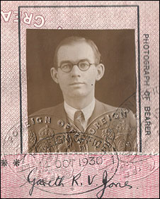 Pasaporte de Jones